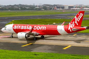 VT-ATG - AirAsia (India) Airbus A320 NEO