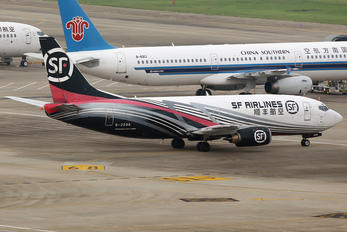 B-2598 - SF Airlines Boeing 737-300F