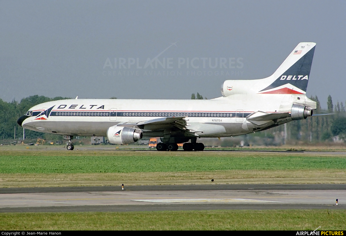 Delta Air Lines N767DA aircraft at Brussels - Zaventem