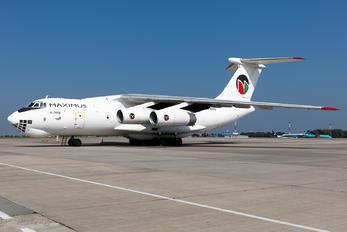 UR-BXQ - Maximus Air Cargo Ilyushin Il-76 (all models)