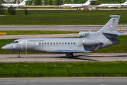 607 - Hungary - Air Force Dassault Falcon 7X aircraft