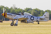 F-AZSB - The Flying Bulls North American P-51D Mustang aircraft