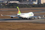 ACT Cargo Boeing 747F visited Sao Paulo title=