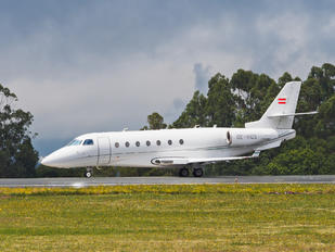 OE-HGS - MJet Aviation Gulfstream Aerospace G200