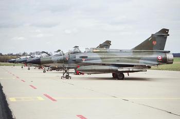 370 - France - Air Force Dassault Mirage 2000N