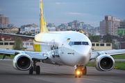 UR-UBB - Bees Airline Boeing 737-800 aircraft