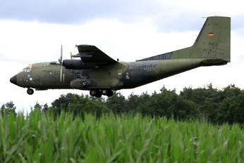 50+57 - Germany - Air Force Transall C-160D