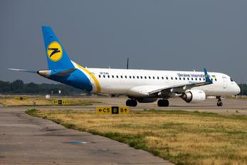 UR-EMG - Ukraine International Airlines Embraer ERJ-195 (190-200)