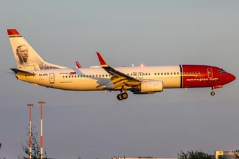 SE-RPL - Norwegian Air Sweden Boeing 737-800