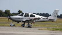 G-ENKH - Private Cirrus SR-22 -GTS aircraft