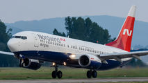 VP-BDQ - Nordwind Airlines Boeing 737-800 aircraft