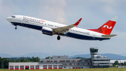 VP-BDP - Nordwind Airlines Boeing 737-8AS