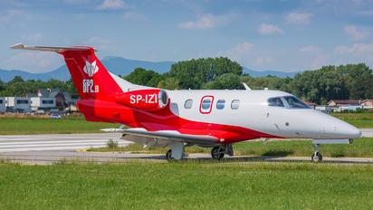 SP-IZI - Private Embraer EMB-500 Phenom 100