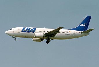 OO-LTM - Euro Belgian Airlines Boeing 737-300