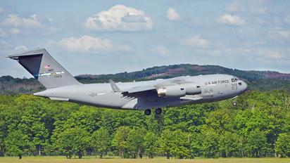 07-7173 - USA - Air Force Boeing C-17A Globemaster III
