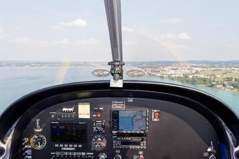 I-A588 - Private Evektor-Aerotechnik EV-97 Eurostar SL