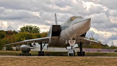 57 - Ukraine - Air Force Tupolev Tu-22 Blinder (all models)