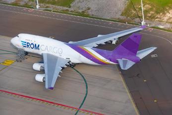 ER-BBE - Aerotrans Cargo Boeing 747-400BCF, SF, BDSF