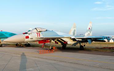 RF-95912 - Russia - Air Force Sukhoi Su-35S
