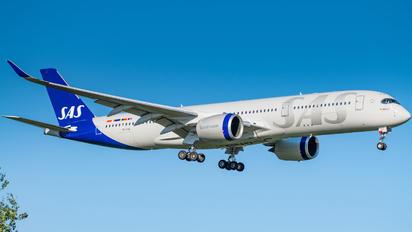 SE-RSE - SAS - Scandinavian Airlines Airbus A350-900