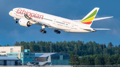 ET-ADR - Ethiopian Airlines Boeing 787-8 Dreamliner