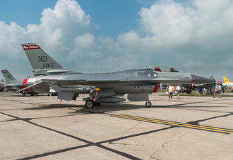82-1012 - USA - Air Force General Dynamics F-16A Fighting Falcon