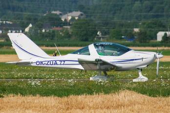 OK-ZUA 77 - Private TL-Ultralight TL-2000 Sting S4
