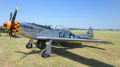 F-AZSB - The Flying Bulls North American P-51D Mustang