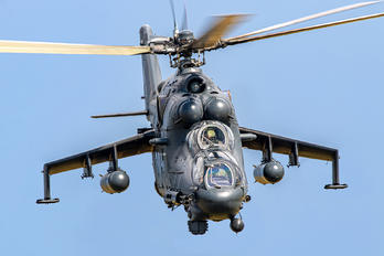 332 - Hungary - Air Force Mil Mi-24P