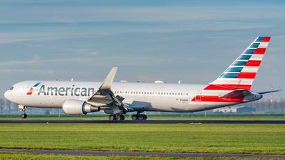 N346AN - American Airlines Boeing 767-300ER