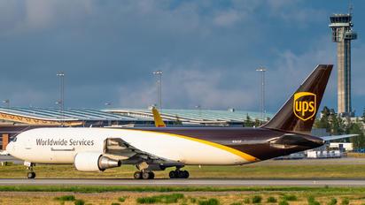 N362UP - UPS - United Parcel Service Boeing 767-300F