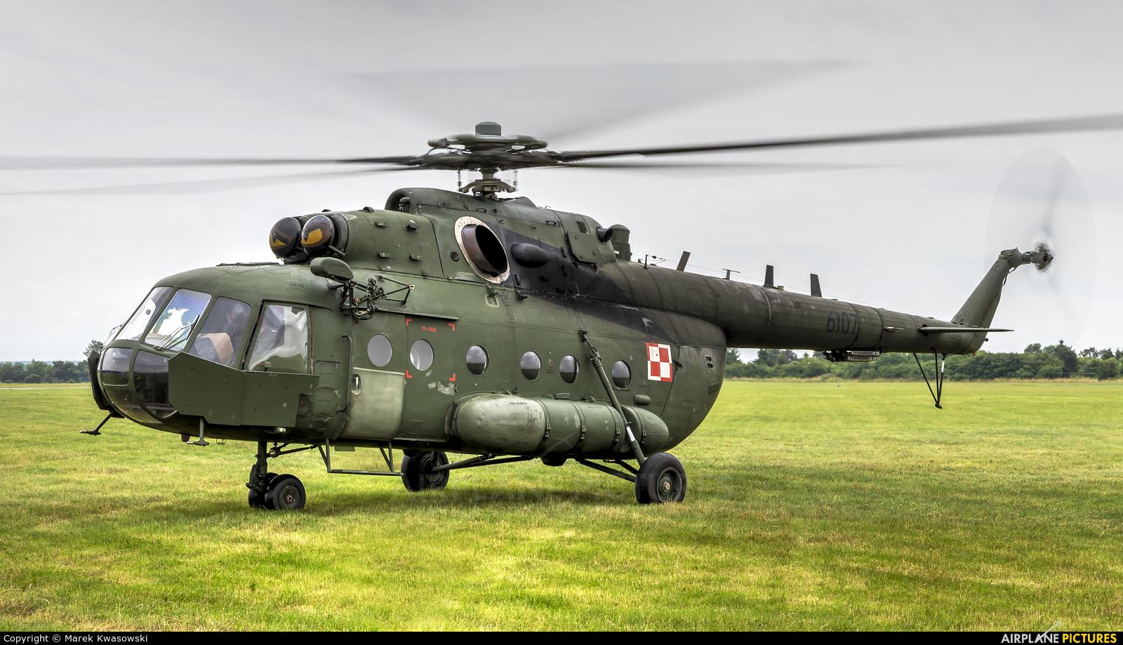 Poland - Army 6107 aircraft at Piotrków Trybunalski