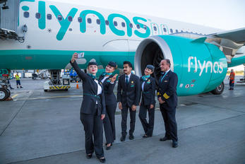 HZ-NS39 - Flynas Airbus A320 NEO