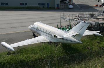 5R-MHK - Private Aerospatiale SN-601 Corvette
