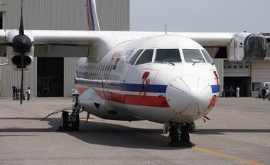 9G-ANT - Antrak Air ATR 42 (all models)