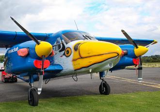D-IEDO - Private Dornier Do.28 D Skyservant