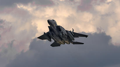 98-0133 - USA - Air Force Boeing F-15E Strike Eagle