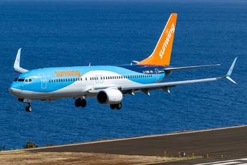 G-TAWB - TUI Airways Boeing 737-800