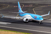 PH-TFP - TUI Airlines Netherlands Boeing 737-8 MAX aircraft