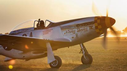 F-AZSB - Private North American P-51D Mustang