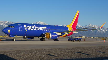 N8734Q - Southwest Airlines Boeing 737-8 MAX
