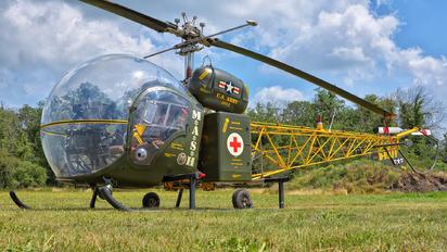 D-HAFF - Agrarflug Helilift Bell 47G
