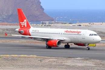 YR-AGA -  Airbus A320