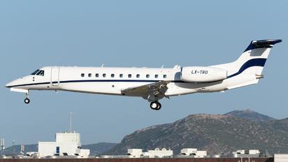 LX-TRO - Luxaviation Embraer EMB-650 Legacy 650