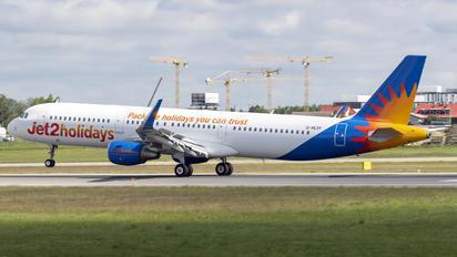 G-HLYF - Jet2 Airbus A321