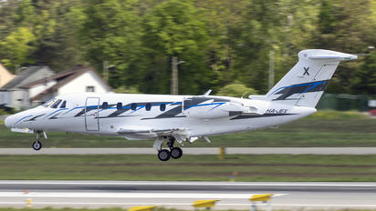 HA-JEX - Private Cessna 650 Citation VI