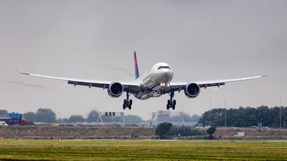 N409DX - Delta Air Lines Airbus A330-900