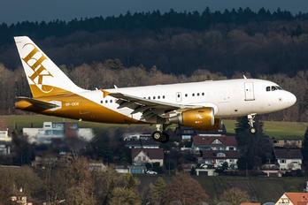 VP-CKH - Private Airbus A318 CJ