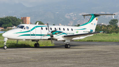 PNC-0238 - Colombia - Police Beechcraft 1900C Airliner