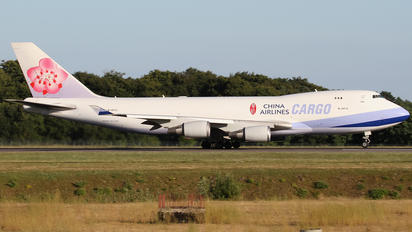 B-18712 - China Airlines Cargo Boeing 747-400F, ERF